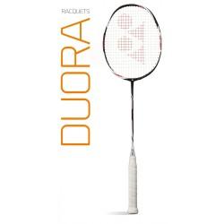 YONEX Duora Z-strike (bespannen)
