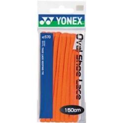 Yonex veters (shoe laces) - oranje 130cm