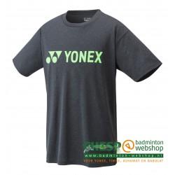 YONEX 16321 T-shirt Charcoal - Australian Open
