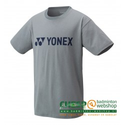 YONEX 16321 T-shirt Grey - US Open