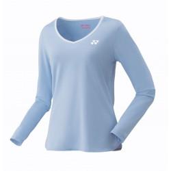 2019 - YONEX Tshirt Lady - 16366 lichtblauw