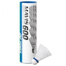 Yonex Mavis 600 wit blauw (middel)