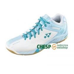 YONEX SHB-02LX LADY BLUE met gratis sokken