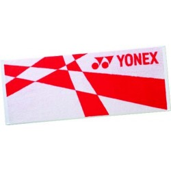 YONEX AC1103 SPORTS TOWEL RED 40x100cm