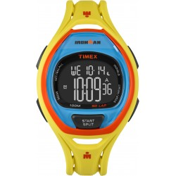 Timex Sleek 50 Color Block Yellow - 42mm