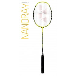 YONEX NANORAY Z-SPEED bespannen