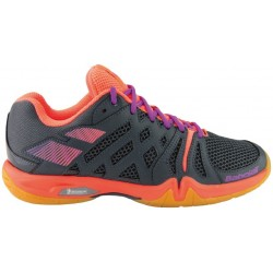 Babolat Shadow Team women (fluo paars / antraciet)