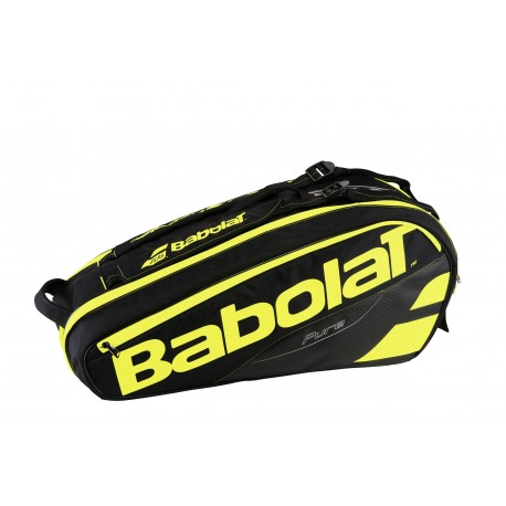 Babolat RH x6 pure (fluorescerend rood)