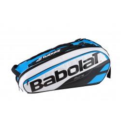 Babolat RH x6 pure (wit blauw)