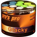 Pro's Pro Gtacky overgrips (box 60stuks assorti)