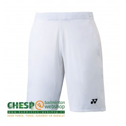 YONEX short 15060 - wit - French Open