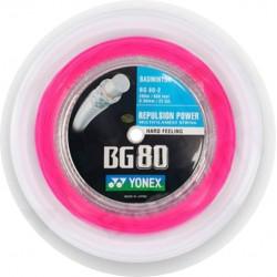 YONEX BG80 pink - Lee Yong Dae