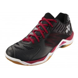 Yonex power cushion comfort Z black (met gratis sokken)