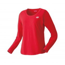 Yonex ladies special long sleeves - 16431 - flash red