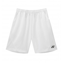 YONEX SHORT M3280 TEAM MEN WHITE