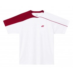 YONEX T-SHIRT SHORT SLEEVE U9210 TEAM WHITE