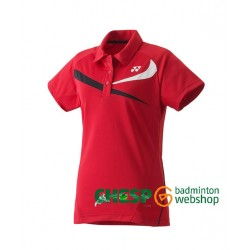 POLO TEAM 20240 RED WOMEN'S