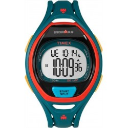 Timex Sleek 50 Color Block Everglade - 42mm