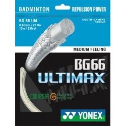 BG66 ultimax - CHESPbadmintonwebshop set